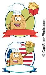 Chef Potato Collection Set