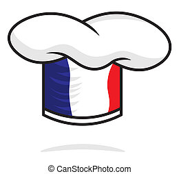 chef sombrero, francia