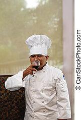 chef, vino que bebe, 2