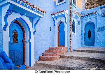 chefchaouen, 摩洛哥