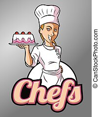 Chefs female