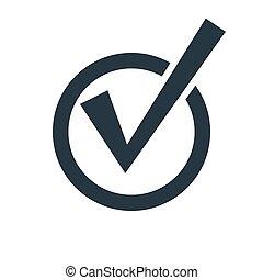 chek mark 3 rounded