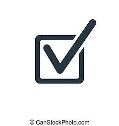 chek mark - check mark icon