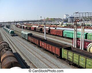 Chelyabinsk railway station