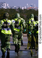 Chemical and Biological Warfare - ASHKELON,ISR - JAN...
