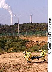 Chemical and Biological Warfare - ASHKELON,ISR - JAN...