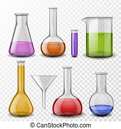 Chemical background. Laboratory experiment chemical ...