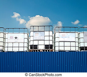 Chemical container