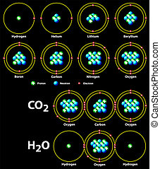 Covalent Illustrations and Clipart. 192 Covalent royalty ...