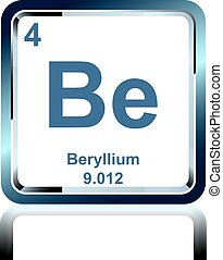 Chemical element tin from the periodic table symbol of eps chemical element beryllium from the periodic table urtaz Image collections