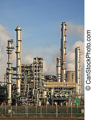 Chemical Processing Facility, Grangemouth, Scotland