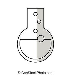 chemical flask icon