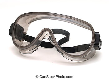 Chemical Goggles - Chemcial Safety Goggles Isolation
