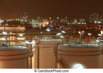 Chemical industrial