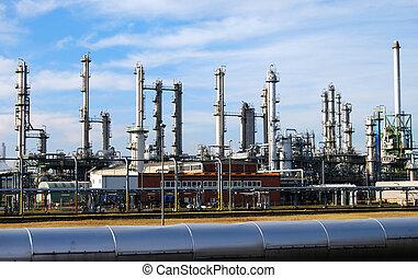 Chemical plant
