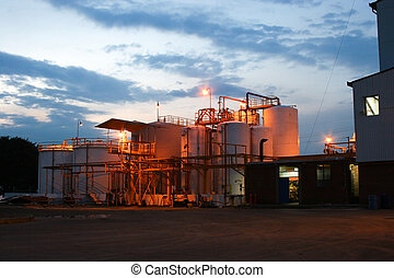 Chemical Storage Tank - Chemical Industry, Storage Tank In...