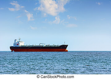 Chemical Tanker in the Black Sea