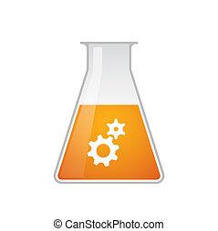 Chemical test tube