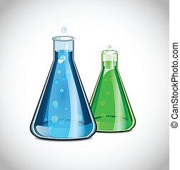 chemiczny, ikona