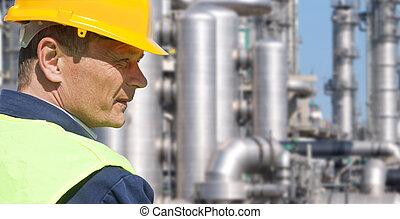 chemiczny inżynier