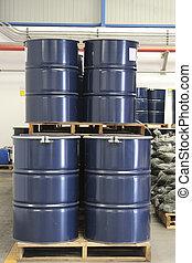 chemikálie, cisterna