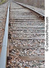 chemin fer traque