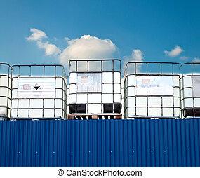 chemisch, container