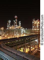 chemisch, industriebedrijven