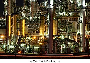 chemisch, installatie