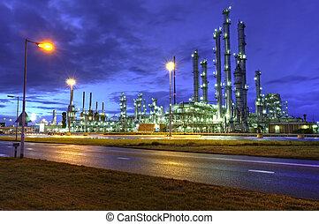 chemisch, installaties