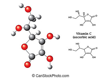 chemisch, model, formules, o