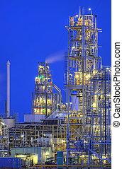 chemisch, toren
