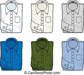 chemises robe
