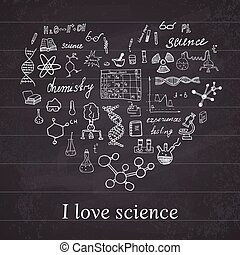 Chemistry and sciense elements