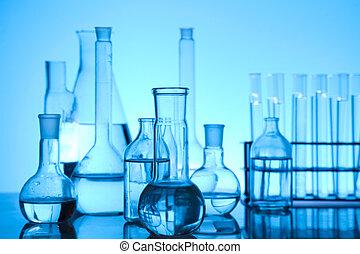 Chemistry - Chemical laboratory glassware equipment