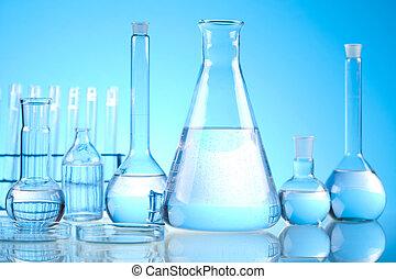 Chemistry equipment, laboratory gla - A laboratory is a ...
