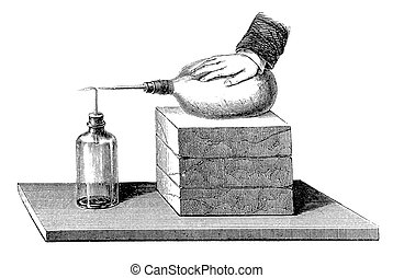 Chemistry: Oxyhydrogen blower. - Oxyhydrogen is mixture of...