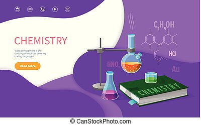 Chemistry School Discipline, College Subjects
