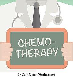 chemotherapy, medisch, plank