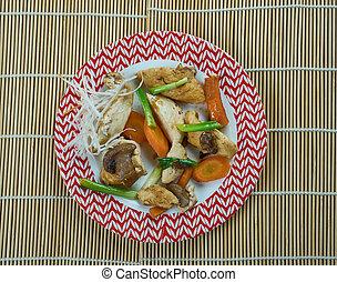 Chengdu Chicken
