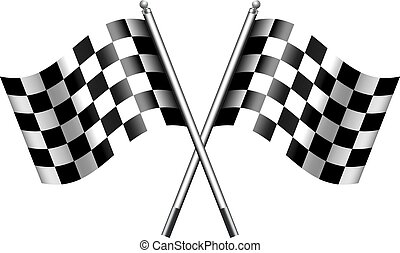 Chequered, Checkered Flags
