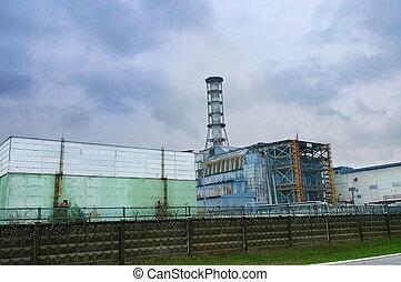 Chernobyl Atomic Electric Power Station