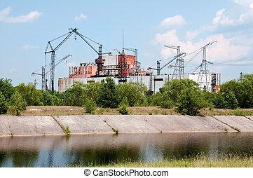 Chernobyl atomic power station - Chernobyl atomic nuclear...