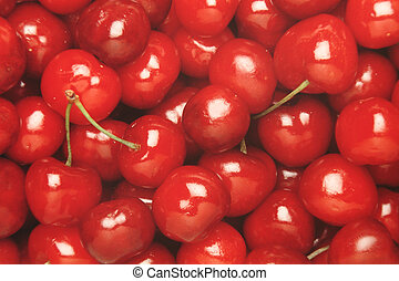 Cherries texture