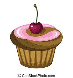 Cherry Cake [Converted]