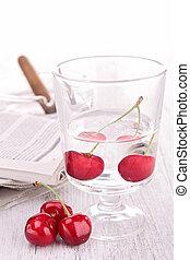 cherry cocktail