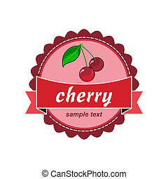 Cherry fresh labels