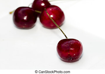 Cherry in Forefront