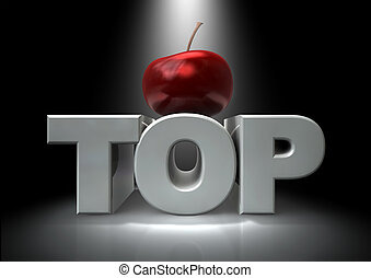 Cherry On Top - The cherry on top idiom explained literally...