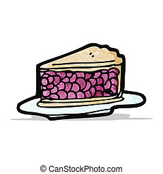 cherry pie cartoon